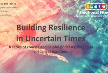 Building Resilience in Uncertain Times